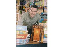 نگاهی به بازیهای Knizia و همکاری او با برخی کمپانیها