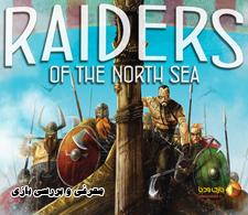 ویدئوی معرفی بازی رومیزی ریدرز (مهاجمان دریای شمالی) | Raiders Of The North Sea |